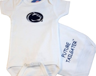 Penn State Nittany Lions Future Tailgater Baby Bodysuit