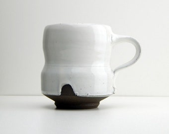 footed mug 16.9