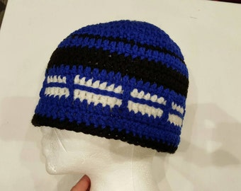 Dr. Who Tardis Police Box Hat