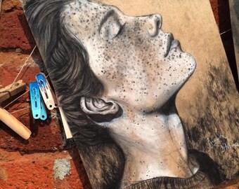 Freckled Face #3