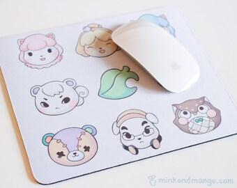 Animal Crossing Mousepad