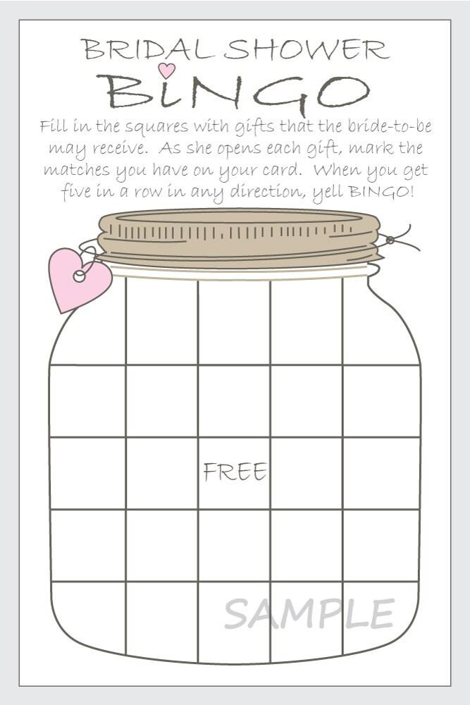 Canny image pertaining to printable bridal shower bingo