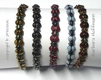 """Tutorial for """"Isi"""" bracelet"""