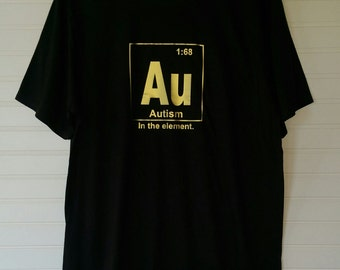 Autism In The Element Ultra Soft TShirt