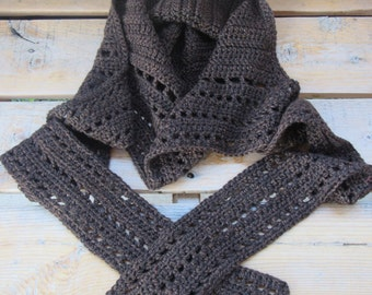 In the Hood Scarf