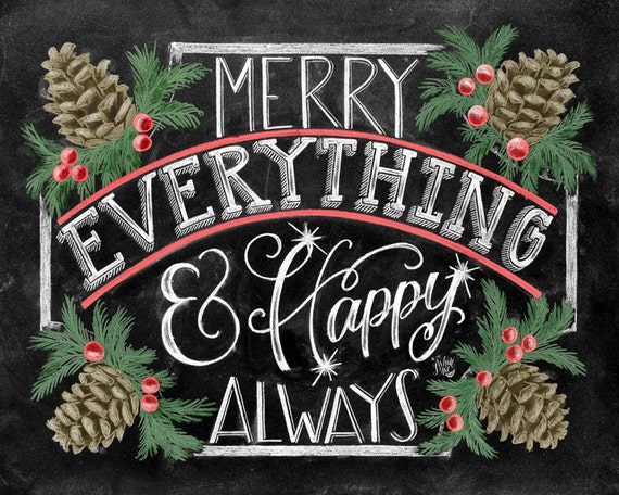 Image result for Merry Everything