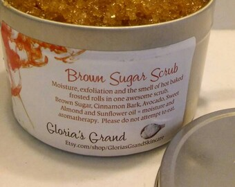 Brown Sugar Body Scrub