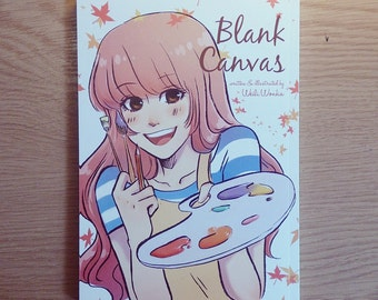 Blank Canvas A5 size (original shoujo manga)