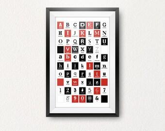 ABCs Poster