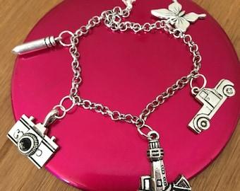 Life Is Strange Charm Bracelet