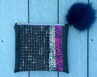 Funky evening bag