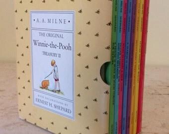 The Original Winnie the Pooh Treasury  II Set by A. A. Milne