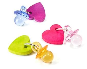 Sweet Binkie Foot Toy - Parrot Bird Toy Foot Toy