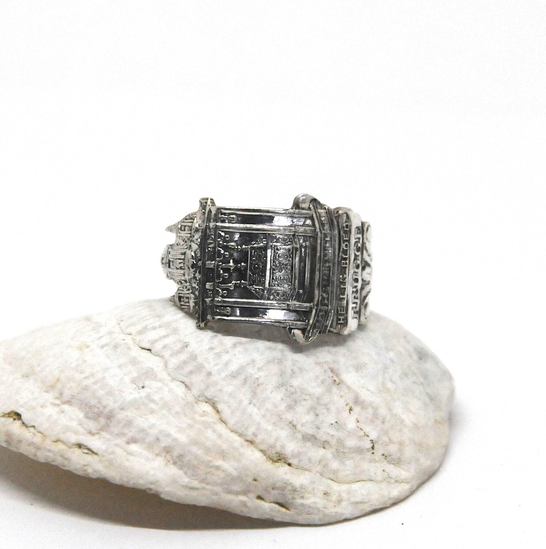 Engagement Rings Netherlands: Basilica Ring Catholic Ring Belgium Ring European Ring