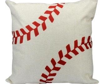 Baseball - Pillow Cover