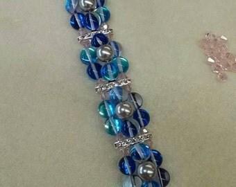 Made to Order Flower Bracelet