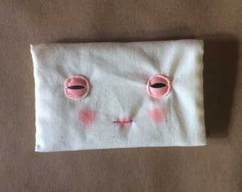 Two Pocket Wallet / Business Card Holder ((Made to Order))