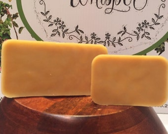 Burnt Sugar and Almond Solid Lotion Bars