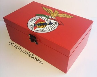 Personalize box with lid
