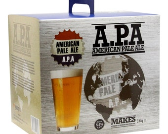 Youngs Craft Beer American Pale Ale 3.6KG - A.P.A  beer  kit homebrew 40 pints