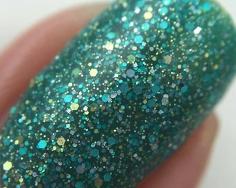 Frozen Concoctions: Hand Mixed 5 Free Indie Polish