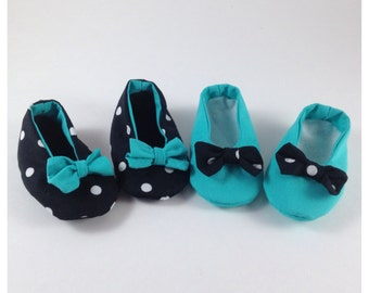 Double Trouble Soft-Sole Baby Shoes
