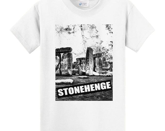 Stonehenge England Travel T-Shirt