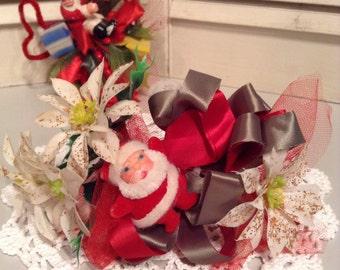 Vintage Christmas Corsage (2)