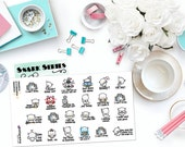 CAN'T EVEN OWLS Paper Planner Stickers!