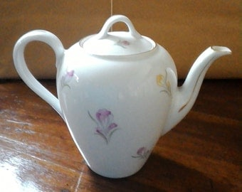 coffeepot porcelain-coffeepot painted vintage-coffeepot to hand-coffeepot painted porcelain