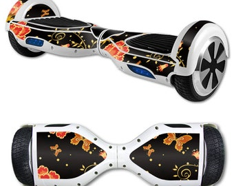 Skin Decal Wrap for Self Balancing Scooter Hoverboard unicycle Flower Dream