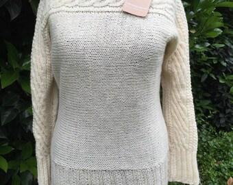 Merino wool sweater, women's sweater, sweater, fall sweater
