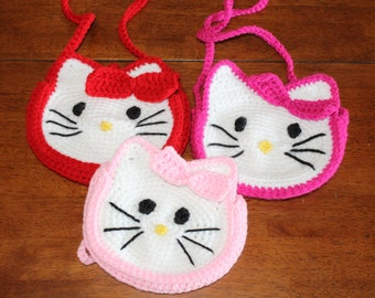 Hello Kitty purse, girls purse, Hello Kitty, purse