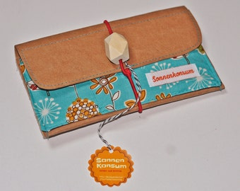 Tobacco pouch cellphone of vegan SnapPap