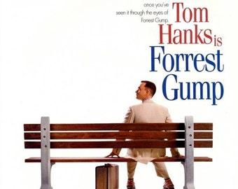 Poster Posters Forrest Gump Movie Tom Hanks 11 x 17
