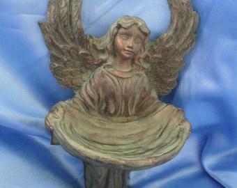 Vintage Angel Wall Hanger,Vintage Angel Wall Hanger,Collectible Angel Wall Hanger