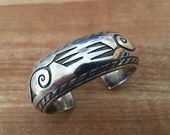 Native American Cuff Bracelet -- 209
