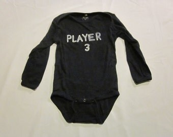 Gamer Player 3 Baby Onesie/ONLY 1 AVAILABLE