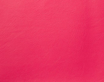 Raspberry Marine Vinyl 9 x 12 Inch Sheet for Sewing and Embroidery