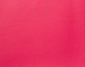 Raspberry Marine Vinyl 9 x 12 Inch Sheet
