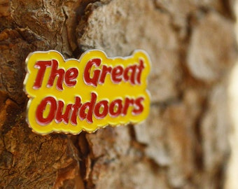 The Great Outdoors Pin