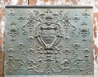 Decorative Metal Plaque