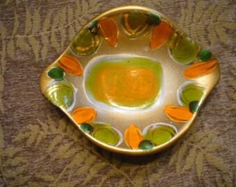 Sascha Brastoff Pottery Bowl