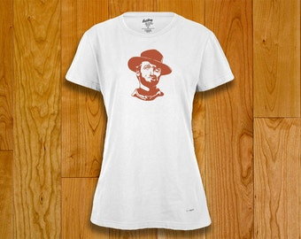 Owl Hollow Schoolhouse's CLINT EASTWOOD T-shirt Tee