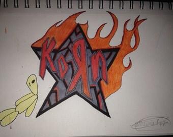 Korn Art Design