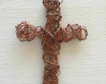Copper Wire Cross