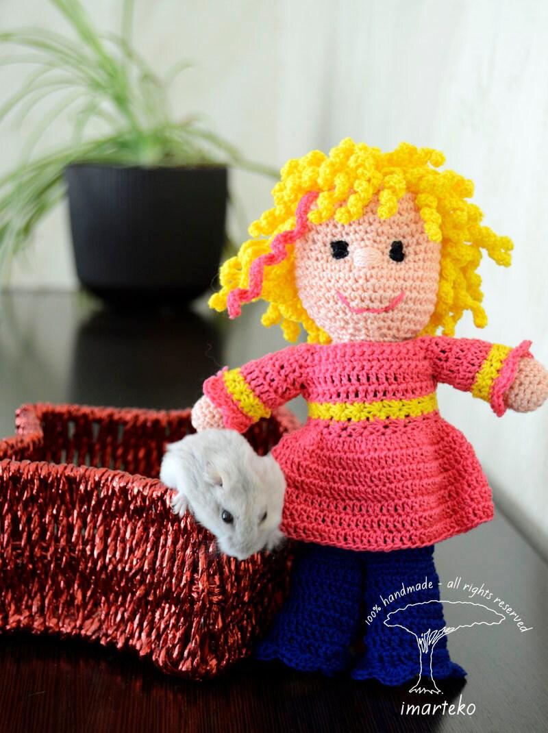 Amigurumi doll hippie doll amigurumi Etsy amigurumi
