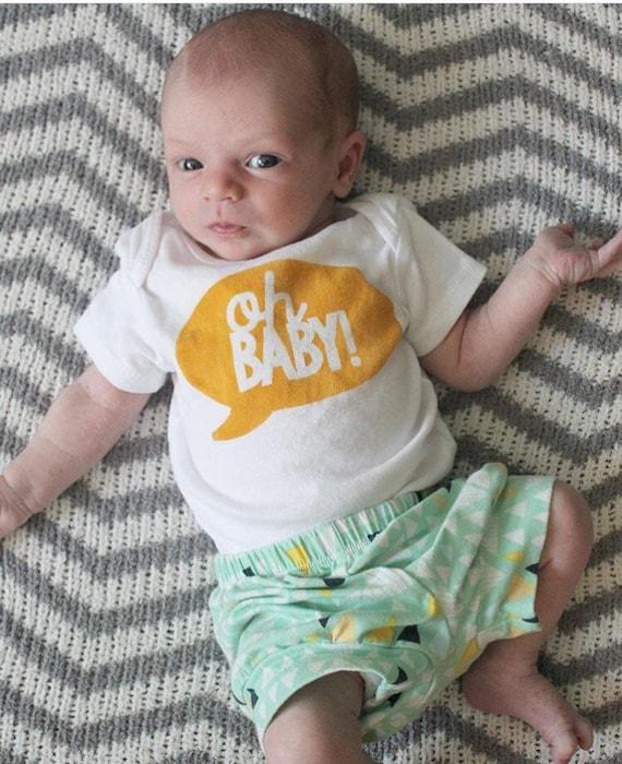 Mint Triangle Baby Boy Shorts Boy Shorts Unisex Shorts Triangle Toddler Shorts Triangle Baby Shorts Triangle Cuff Shorts
