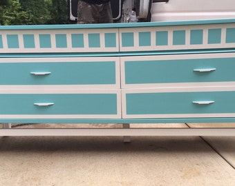 SOLD-Example only- Large Broyhill Dresser