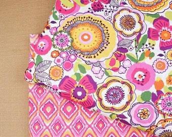 Gorgeous Vintage inspired Fabrics  x2